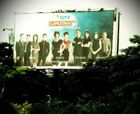 1 Display Advertisement - HUT Liputan 6 - Real Billboard